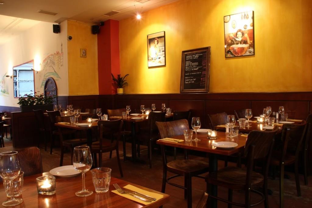 Italiaans Restaurant Italia Oggi