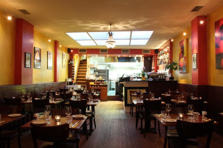 Italian Restaurant Italia Oggi in Amsterdam