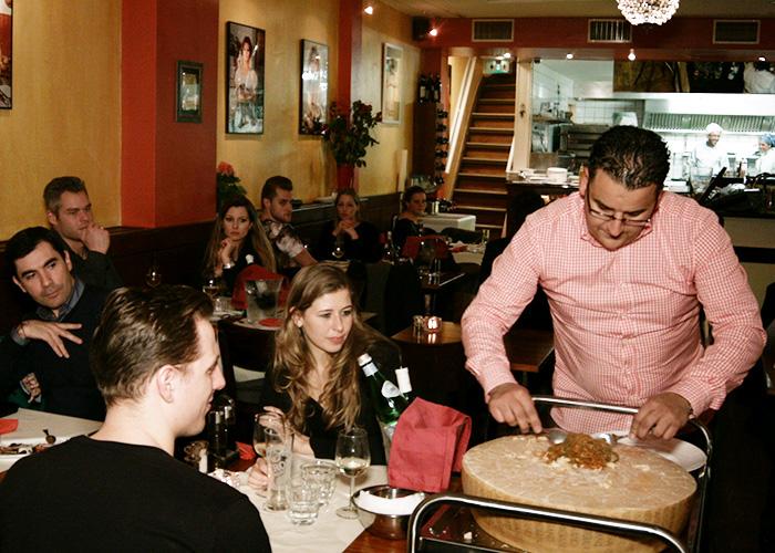Italiaans Restaurant Italia Oggi Amsterdam